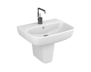 4381B003-0973 - Shift Washbasin, 55 cm