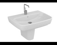 4382B003H0001 - Shift Washbasin, 60 cm