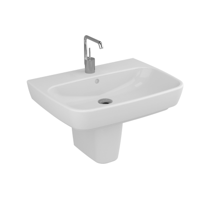 Shift Washbasin, 60 cm