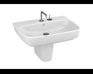 4382B003H0973 - Shift Washbasin, 60 cm
