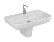 4384B003-0924 - Shift WashBasin, 80cm, Suitable for Countertop Use