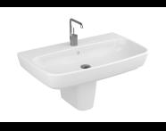 4384B003H0973 - Shift Washbasin, 80 cm