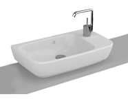 4388B003-0997 - Shift WashBasin, 60x35cm