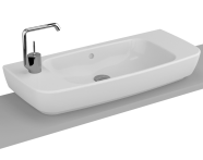 4389B003-0996 - Shift WashBasin, 80x35cm