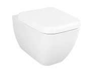 4392B003-1295 - Shift  Wall-Hung WC Pan without Bidet Pipe  Easy Installation Application