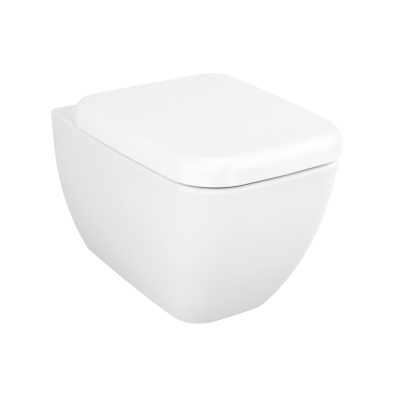 Shift  Wall-Hung WC Pan without Bidet Pipe  Easy Installation Application