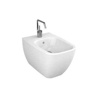 Shift W-hung Bidet-White