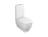 4395B003-0585 - Shift Fully Back-to-Wall Close-Coupled WC Pan