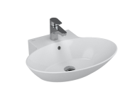 4424B003-0001 - Geo Ellipse Washbasin, 60 cm
