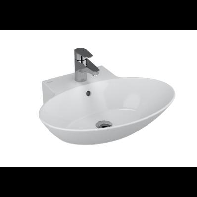 Geo Oval Washbasin, 60 cm