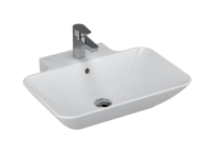 4426B003H0001 - Geo Rectangular Washbasin, 60 cm