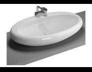 4447B003H0871 - Istanbul Oval Bowl Basin 85 cm