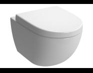 4448B003H7201 - Sento Wall-Hung WC Pan
