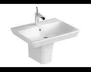 4451B003H0001 - T4 Washbasin, 60 cm