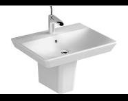 4451B003H0973 - T4 Washbasin, 60 cm