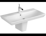 4454B003-0001 - T4 Washbasin, 90 cm