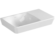 4458B003-0041 - T4 Washbasin, without Overflow Hole, 50x30 cm
