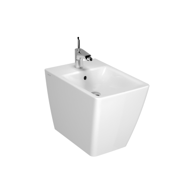 T4 Side Bidet without Tap Hole, with Side Holes