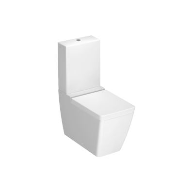T4 Close-Coupled WC Pan with Universal Outlet
