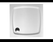 50090001000 - Harmony 80x80 cm Square Flat