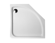 50200001000 - Harmony 90x90 cm Five Corner Flat