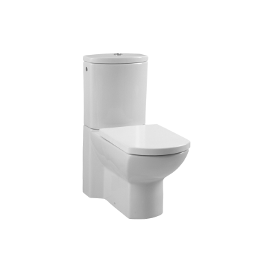 Nuova Close-Coupled Wc Pan,  Universal Outlet