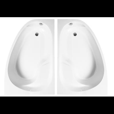 Nysa 150x100 cm Bathtub, Right