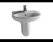 5078L003-0623 - Arkitekta Washbasin, 45cm