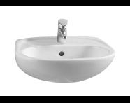 5078L003-0624 - Arkitekt Compact Washbasin