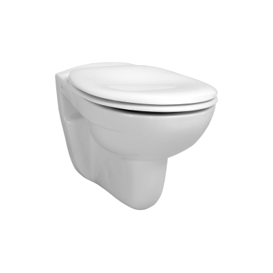 Normus Wall-Hung WC Pan, Shallow Reservoir