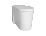 5119B003-0075 - Matrix Back-to-Wall WC Pan, 75 cm