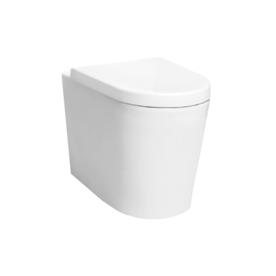 Nest Back-to-Wall Single Wc Pan