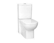 5161B003-0096 - Back-To-Wall Close-Coupled Wc Pan with Universal Outlet