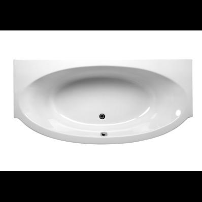 Espace 195x95/65 cm Rectangular /Double Ended Bathtub