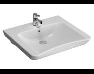 5289B095-0001 - S20 Special Needs Washbasin, 60 cm