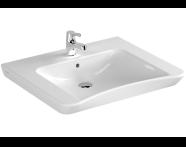 5291B095-0012 - S20 Special Needs Washbasin, 65 cm