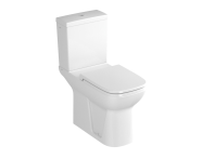 5293B003-0075 - S20 Special Needs Close-Coupled WC Pan  Universal Outlet, Front Open