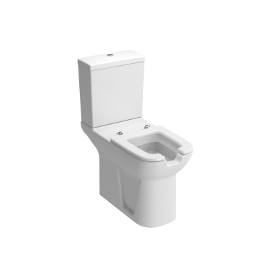 S50 Special Needs Close-Coupled WC Pan Open Front