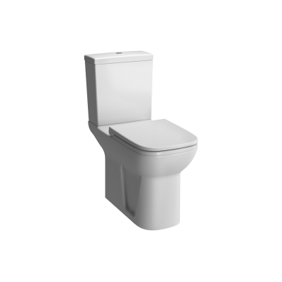 S20 Comfort Height Close-Coupled WC Pan