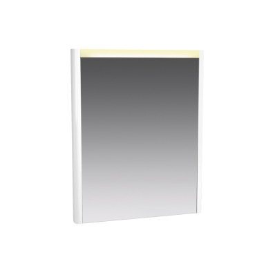 T4 Illuminated Mirror, 60 cm, Hacienda Brown