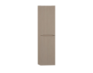 53010 - Folda Tall Unit (Light Oak) Left