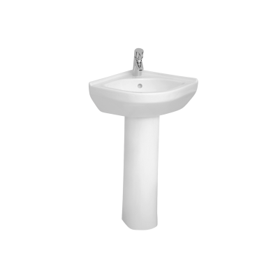 S50 Corner Basin, 40 cm