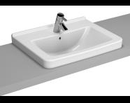 5310B095-0861 - S50 Washbasin, 60 cm