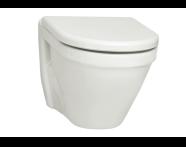5318B003H7202 - S50 Wall-Hung WC Pan, 52 cm