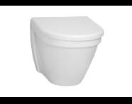 5319L003-0075 - S50 Wall-Hung WC Pan