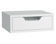 53206 - Gala Classic Tall Unit Accessory (4) - Make-Up Drawer White (Matte)