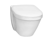 5320L003-0075 - S50 Short Projection Wall-Hung WC Pan, 48 cm