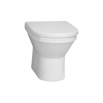 S50 Back-to-Wall WC Pan