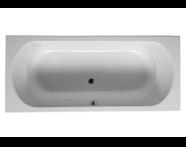 53320016000 - Optiset 190x90 Rec. DE Aqua Maxi-1 Light