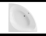 53390009000 - Optiset 140x140 Corner Aqua Soft